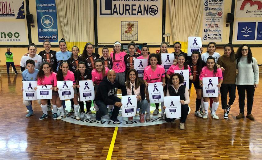 2 División FEMENINO DESGUACE PARIS ALGAIDA